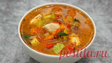 Открыла для себя новый рецепт супа: и дома варю, и на природе в казане (вкусно очень и быстро)   Евгения Полевская   Это просто   Яндекс Дзен