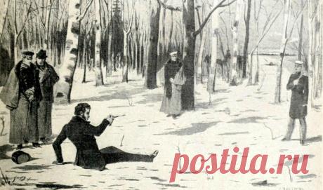 Эксперты оценили влияние погоды на последнюю дуэль Пушкина