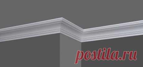 Как сделать угол на потолочном плинтусе: пошагово, с помощью стусла и без