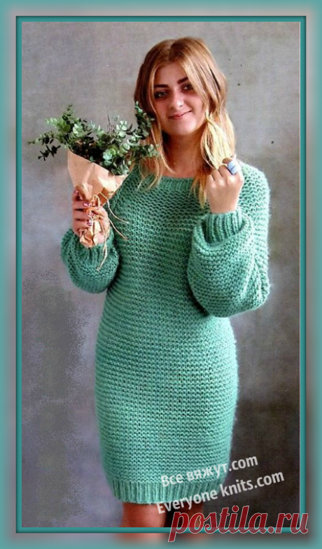 Платочная вязка-простые модели для начинающих. | Все вяжут.сом/Everyone knits.com | Яндекс Дзен
