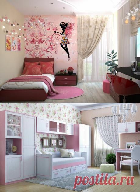 Как выбирать мебель для детской комнаты девочки, подход с особым вниманием | 🛠 Гуд ворк | Яндекс Дзен