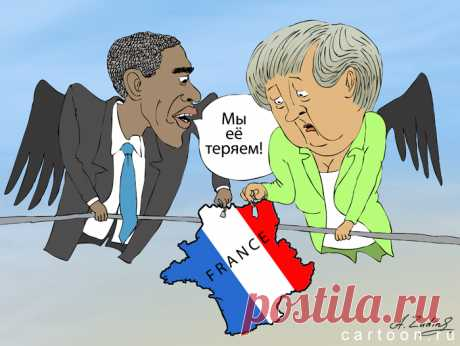 Карикатура дня от Александра Зудина (rest.funny.cartoon) : Рассылка : Subscribe.Ru