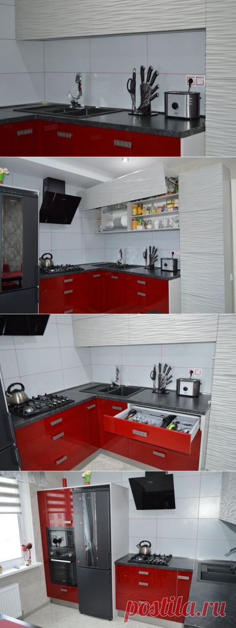 Кухня: недорогой вариант перепланировки и отделки | Тысяча и одна идея