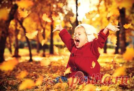 50 идей, как порадоваться осени вместе с детьми