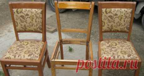 А я хотела пустить старые стулья на дрова… Глянь, какая чудная идея! Как жаль иногда расставаться с милыми сердцу вещами, будь то любимый свитер или парочка старых бабушкиных стульев. Ведь куда приятнее и трепетнее попробовать отреставрировать старые вещи и вдохнуть в …