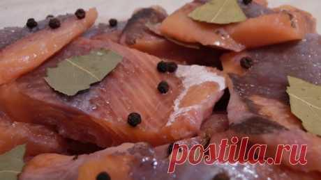 5 способов засолить горбушу, чтобы все подумали, что едят семгу - БУДЕТ ВКУСНО! - медиаплатформа МирТесен