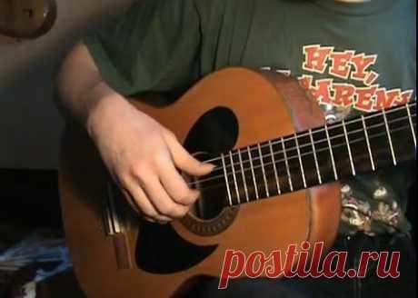 Виды боя на гитаре | Школа игры на 6-ти струнных гитарах