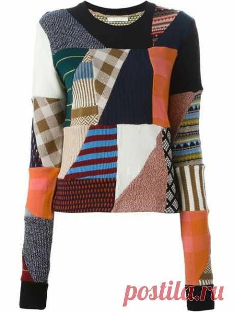 Лоскутная одежда. Подборка моделей. | Handmade для всех | Яндекс Дзен