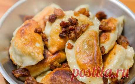 Польские пироги с говядиной и лисичками — Sloosh – кулинарные рецепты
