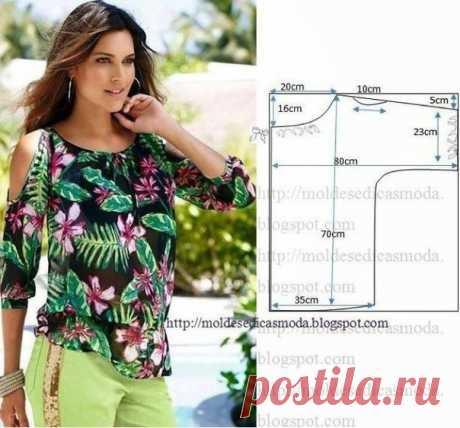 Выкройки блузок Красивая блузка нужна всегда  С помощью блузок гардеробстановится разнообразным и интересным    Блузки под юбки, с джинсами, с брюками - в любом случае блузки будут хороши    Предлагаем вам отличную подборку блузок на любой вкус