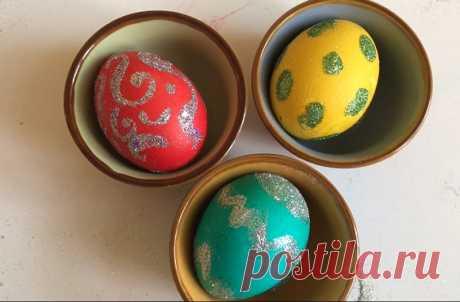 Красим яйца к Пасхе: 10 свежих идей - Статьи - Семья - Дети Mail.Ru