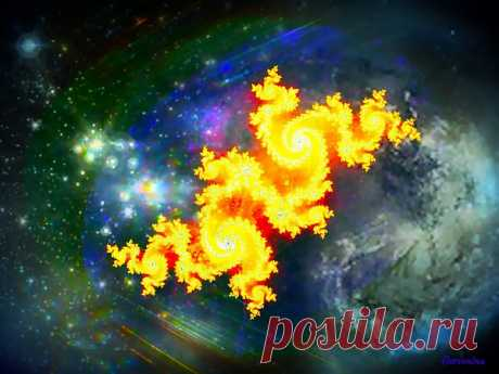 Fractal Space  Free Stock Photo HD - Public Domain Pictures