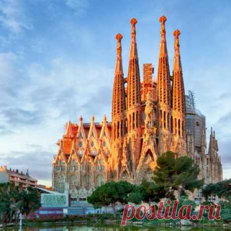 Тур Испания, Барселона из Москвы за 28000р, 9 января 2020