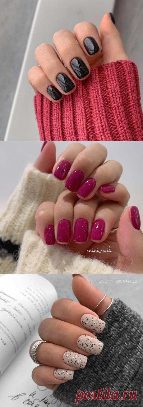 Идеи ногтей, красивые дизайны, оттенки, подборка фото 2021   Новости моды