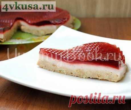 Йогуртовый торт | 4vkusa.ru