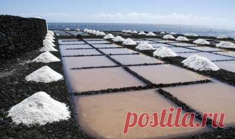 4 невероятных факта о морской соли              Принято считать, что морская и обычная, столовая соль — это разные вещества. Причем первое куда полезнее и натуральнее второго. Соль и правда получают из двух разных источников: подземны…