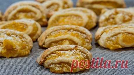 Оно приятно тает во рту и дарит незабываемое удовольствие – домашнее сладкое песочное печенье с ароматной начинкой!   Сибирячка готовит   Яндекс Дзен