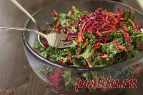 5 рецептов летних салатов. Vegan & Raw - Freshlover.ru