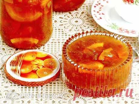 Варенье из ревеня с апельсинами - невероятно вкусно и полезно! » Женский Мир