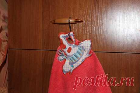 """вешалка для полотенца """"Шляпа ведьмы"""""""