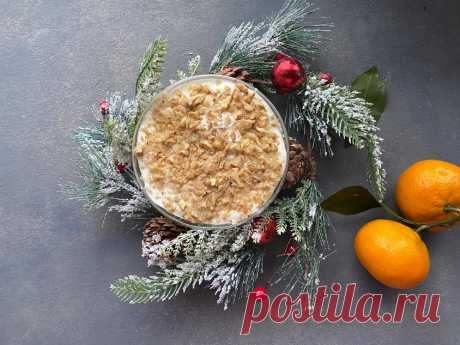 Десерт, который мы готовим только на Новый год. Делается 15 минут, а съедается еще быстрее | Мария Нефедова | Яндекс Дзен