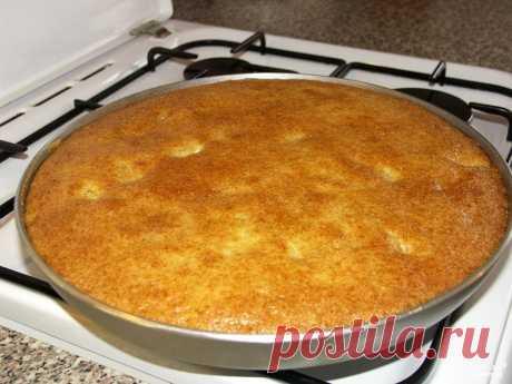 Шарлотка без яиц - пошаговый кулинарный рецепт с фото на Повар.ру