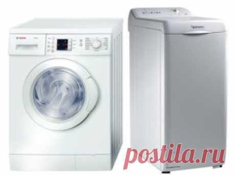 Выбор стиральной машинки и стирального порошка