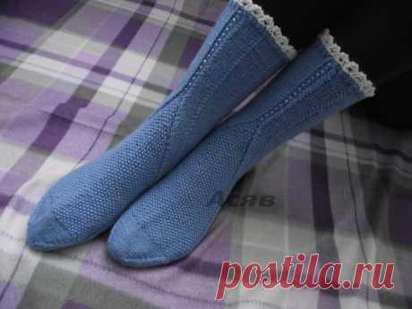 """Los calcetines \""""el Corsé para las señoras amables\"""""""