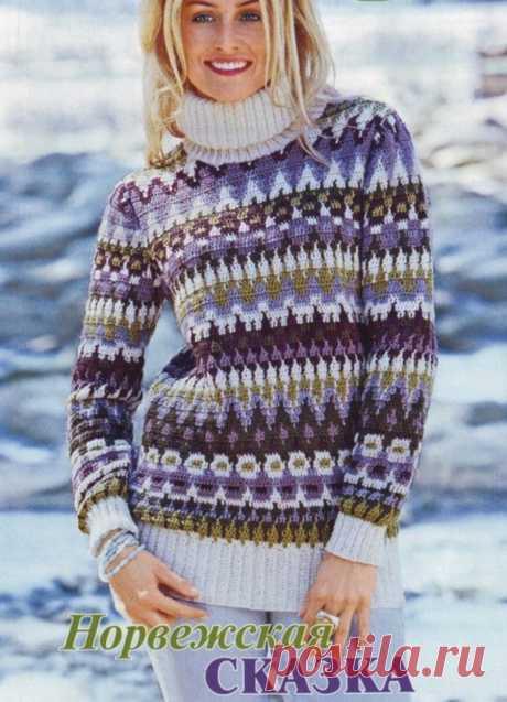 Wspaniałe jesienne modele. Swetry i tuniki do szydełkowania. 🌺 | Asha. Dziewiarstwo i projektowanie. 🌶 | Yandex Zen