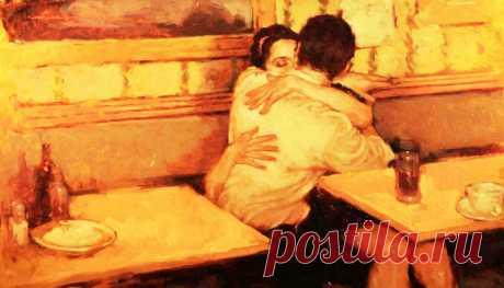 «Прекрасная пара» – чудесный рассказ, в котором все слова начинаются на букву «П» Наверное, такое возможно только в русском языке: