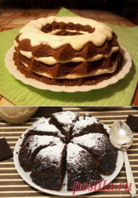 Торт в микроволновке за 5 минут | Рецепты с фото