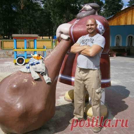 Сергей Ермолин
