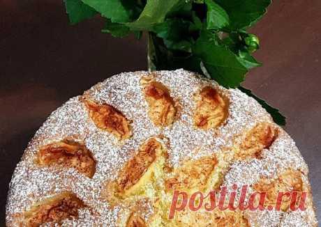 (3) Нескучный яблочный пирог - пошаговый рецепт с фото. Автор рецепта Ирина Фаткулина . - Cookpad