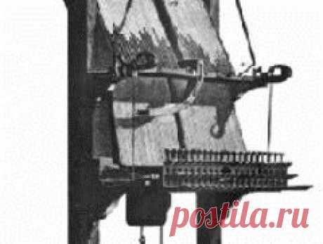 Сегодня 24 марта в 1822 году Англичанин Уильям Черч первым запатентовал типографскую наборную машину