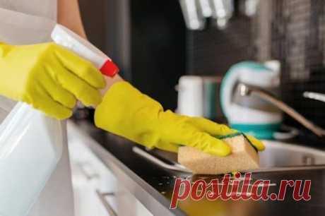 Como es fácil limpiar la cocina (los muebles de cocina) del ataque graso