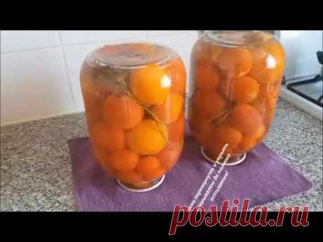 Нереально вкусные СЛАДКИЕ ПОМИДОРЫ на зиму! Как консервировать помидоры на зиму