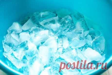 Опусти ладони в ледяную воду на 30 секунд и узнай, как работает твоя кровеносная система