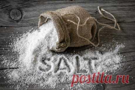 Хитрости применения соли