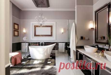 Фото ванной комнаты. Выпуск 1 - Дизайн квартир с фото Vdizayne.ru