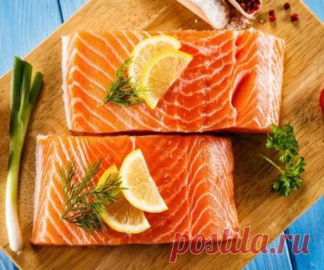 Маринад для красной рыбы (быстро и просто)