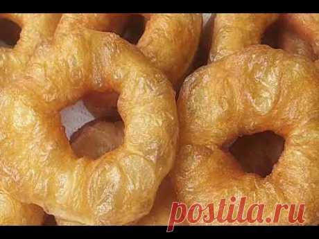 Пончики из советского детства.ГОСТ