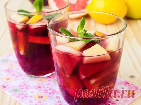 Пунш вишневый | passion.ru