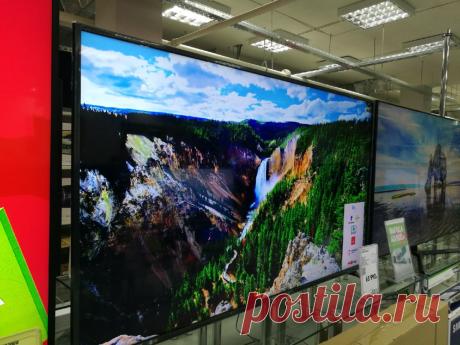 Главный критерий выбора телевизора - это изображение. Выбираем лучший телевизор по доступной цене. | Рассказы продавца | Яндекс Дзен
