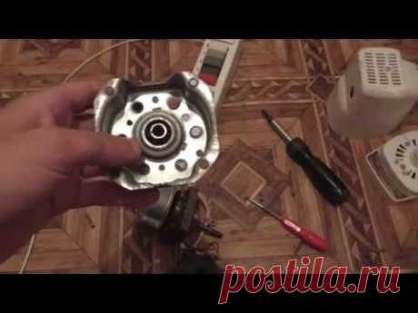 El ventilador no gira (¡gira despacio, zalip).¡problema es decidida aquí!!! \/ Repair of the fan