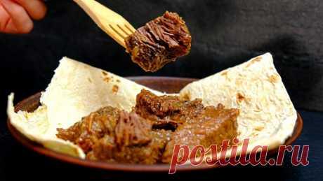 Это мясо можно есть губами! БЕЗ преувеличений! НЕИМОВЕРНО мягкая говядина — Кулинарная книга