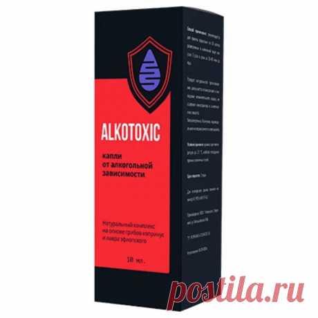 Официальный сайт производителя Алкотоксик
