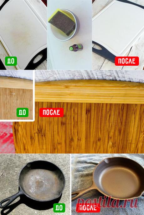 14 способов обновить любимую кухонную утварь. Идея с тарелками грандиозна!