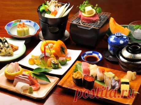 Японская кухня: особенности и традиции