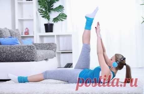 Эффективные упражнение для живота дома, которые помогут похудеть Простые упражнения для живота дома мужчинам и женщинам. Эффективная гимнастика для похудения живота и боков в домашних условиях.