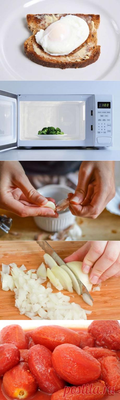 14 скрытых возможностей микроволновой печи / Домоседы